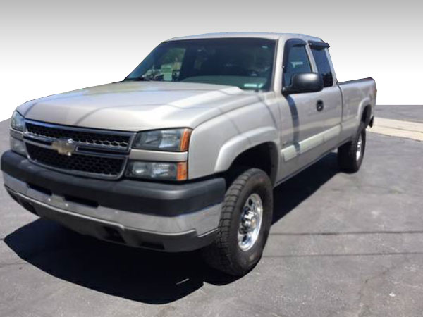 2005 Cheravolt  Silverado 2500HD Insurance $135 Per Month