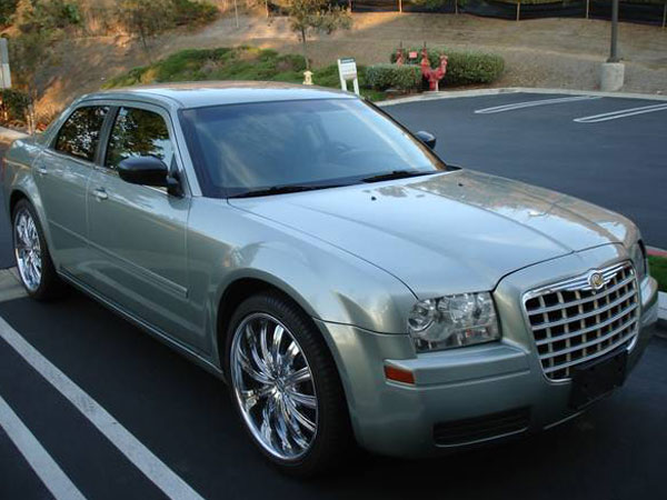 2005  Chrysler  300 Base Insurance $58 Per Month