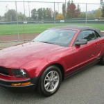 2005 Ford Mustang V6 Deluxe Convertible Insurance $68 Per Month