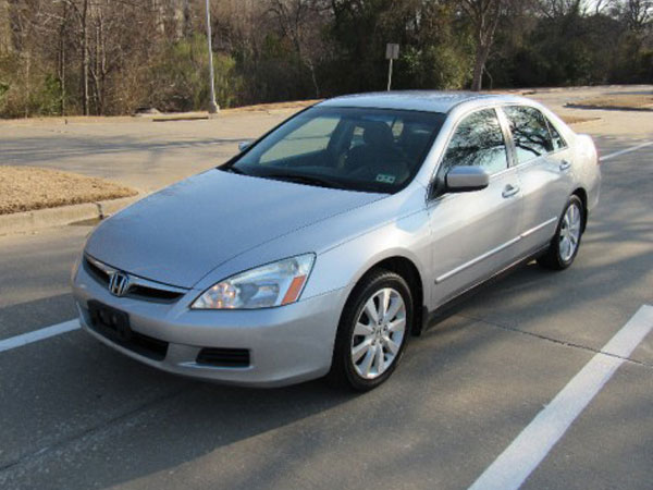 2005 Honda Accord Coupe EX V6 Insurance $62 Per Month