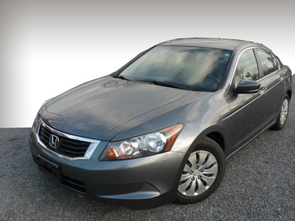2005 Honda Accord LX Insurance $81 Per Month