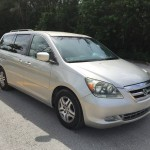 2005 Honda Odyssey  EX Insurance $61 Per Month