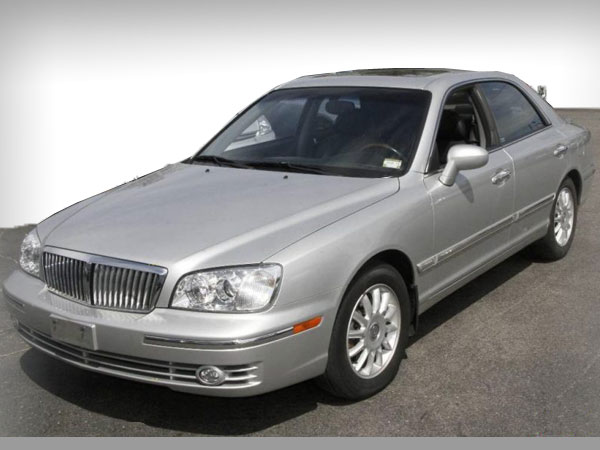 2005 Hyundai XG350  Insurance $100 Per Month