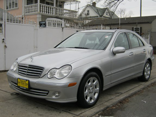 2005 Mercedes-Benz C-Class 4 Dr C320 Sedan Insurance $59 Per Month
