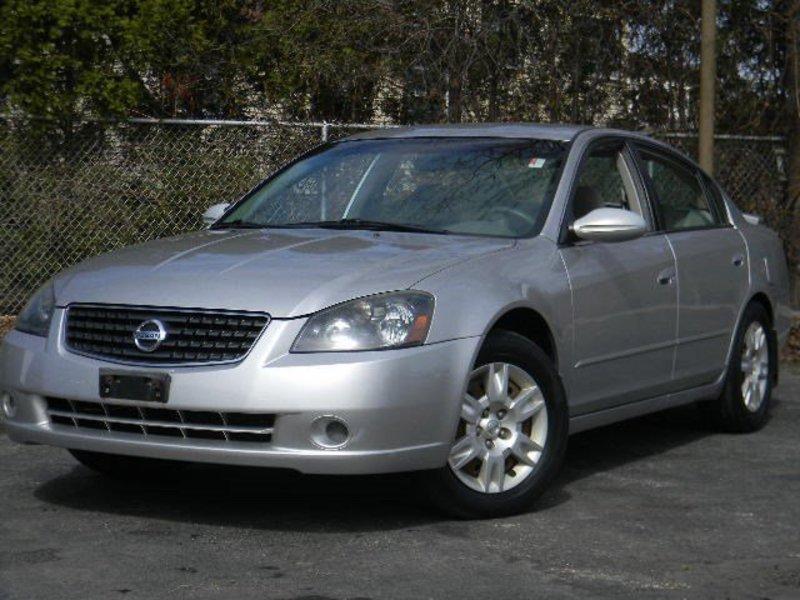 2005 Nissan Altima Insurance $100 Per Month