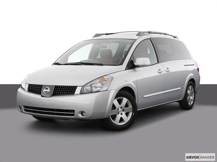 2005 Nissan Quest  Insurance $100 Per Month
