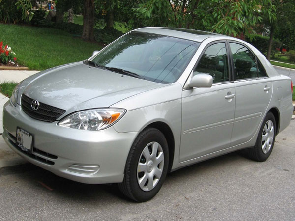 2005 Toyota Camry  Insurance $100 Per Month