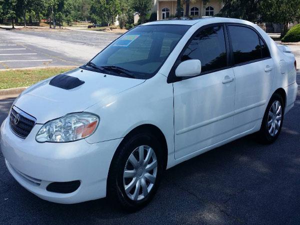 2005 Toyota Corolla Insurance $50 Per Month