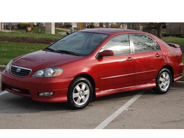 2005 Toyota Corolla Insurance 51 Per Month