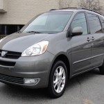 2005 Toyota  Sienna Insurance $100 Per Month