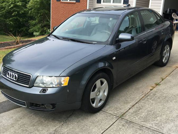 2006 Audi A4 1.8T Quarttro Insurance $45 Per Month