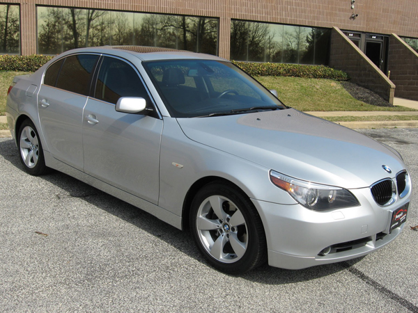 2006 BMW 5 Series 530i Insurance $76 Per Month