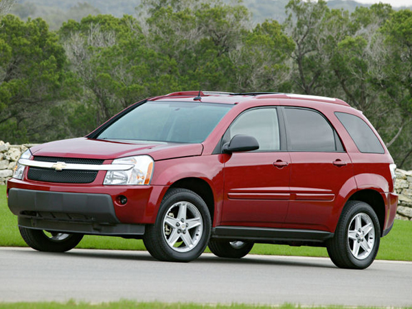 2006 Chevrolet Equinox LT Insurance $55 Per Month