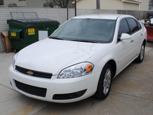 2006 Chevrolet Impala LTZ Insurance $60 Per Month