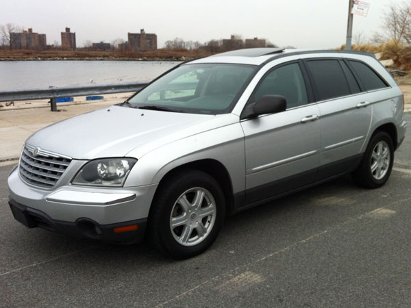2006 Chrysler Pacifica Touring Insurance $51 Per Month