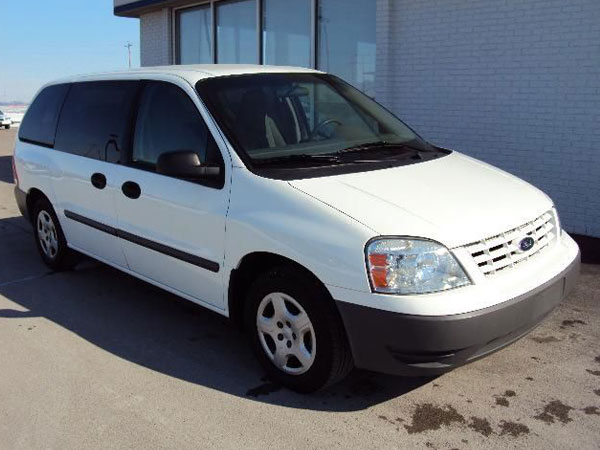 2006 Ford Freestar Cargo Insurance $100 Per Month