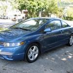 2006 Honda Civic Coupe LX Insurance $56 Per Month
