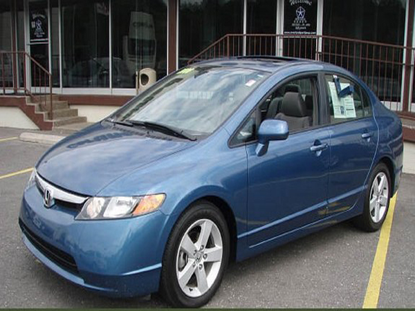 2006 Honda Civic  Insurance $54 Per Month