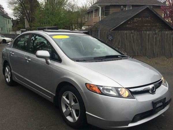 2006 Honda Civic  Insurance 55 Per Month