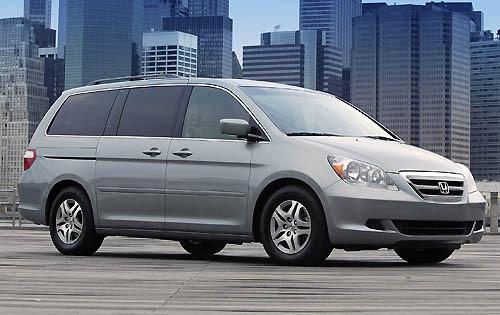 2006 Honda Odyssey  EX Insurance $64 Per Month