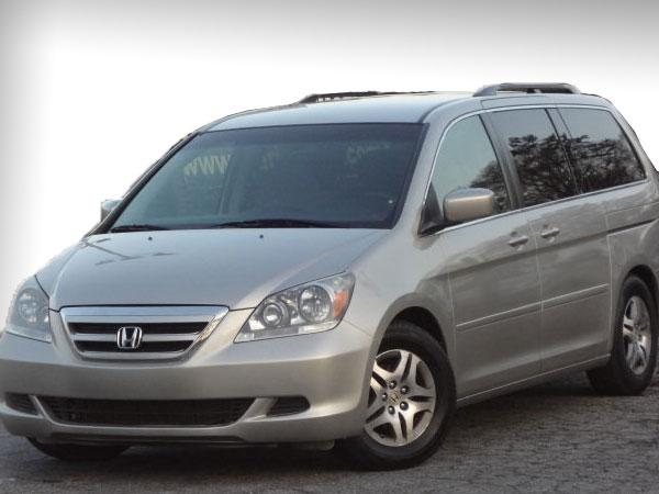 2006 Honda Odyssey   Insurance $68 Per Month
