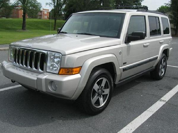 2006 Jeep Commander Base Insurance $72 Per Month