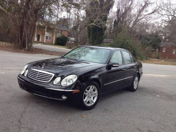 2006 Mercedes-Benz C-Class 350 Sedan Insurance $75 Per Month