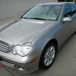 2006 Mercedes-Benz C-Class Insurance $62 Per Month