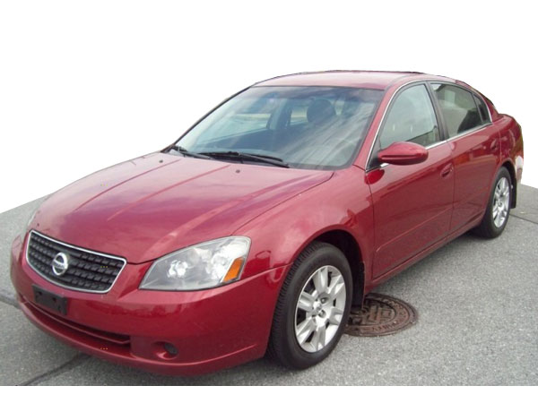 2006 Nissan Altima Insurance $100 Per Month