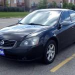 2006 Nissan Altima Insurance 101 Per Month