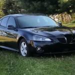 2006 Pontiac Grand Prix Base Insurance $100 Per Month