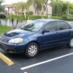 2006 Toyota Corolla Insurance $53 Per Month