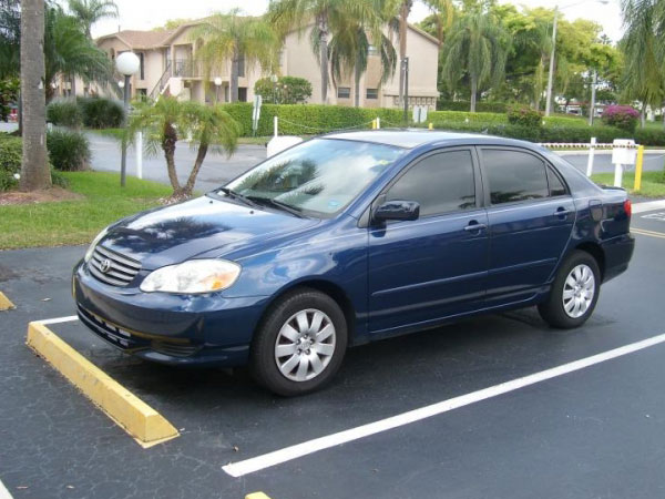 2006 Toyota Corolla Insurance 53 Per Month Find