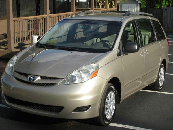 2006 Toyota  Sienna Insurance 71 Per Month