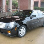 2007 Cadilac CTS 3.6L Insurance $70 Per Month