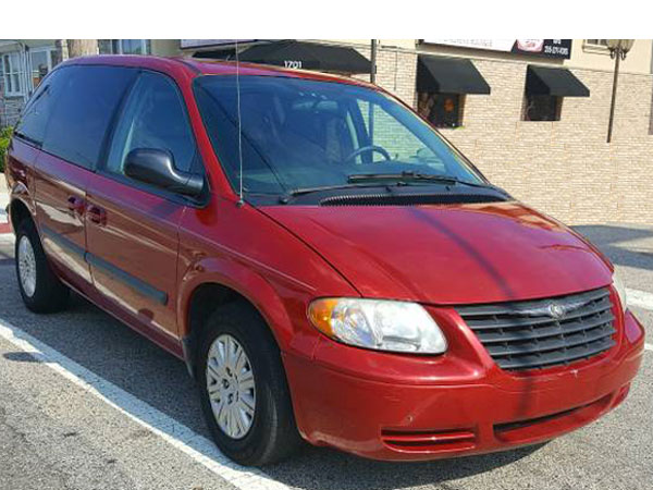 2007 Chrysler Town & Country 4 Dr Base Insurance $65 Per Month