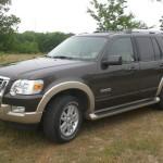2007 Ford Explorer Eddie Bauer Insurance $77 Per Month