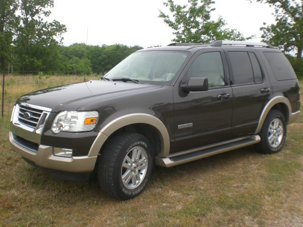2007 Ford Explorer Eddie Bauer Insurance $77 Per Month