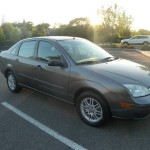 2007 Ford Focus Insurance $100 Per Month