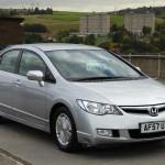 2007 Honda Civic  Insurance $66 Per Month