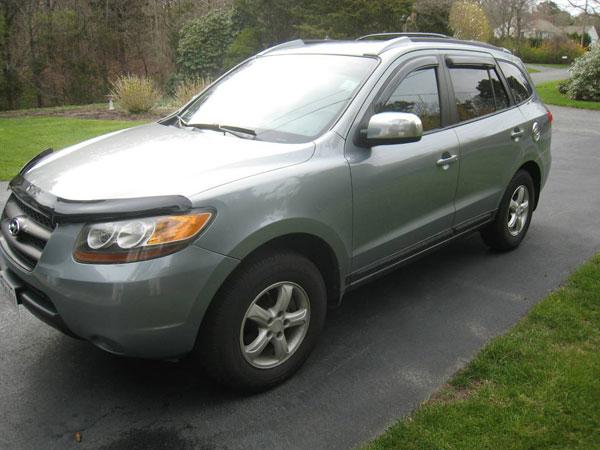 2007 Hyundai Santa Fe Insurance $100 Per Month