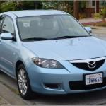 2007 Mazda MAZDA3 Insurance $54 Per Month