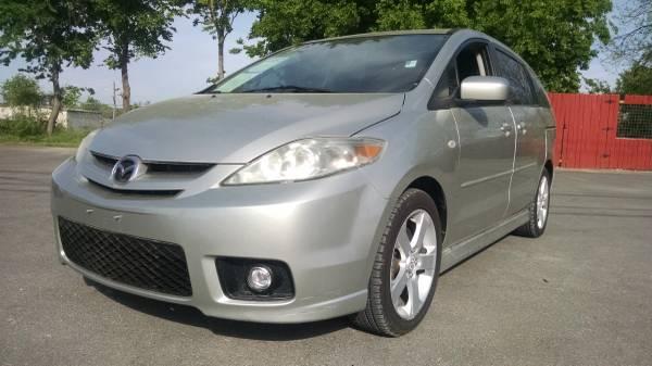 2007 Mazda MAZDA5 Insurance $100 Per Month