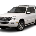 2007 Mercury Mountaineer Premier 4.0L Insurance $76 Per Month