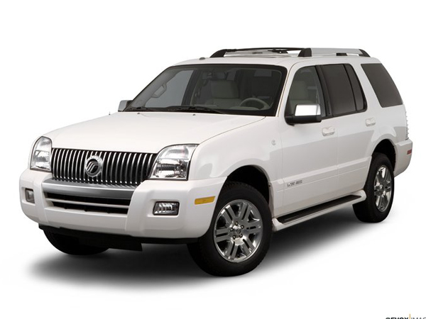 2007 Mercury Mountaineer Premier 4.0L Insurance $76 Per Month