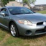 2007 Mitsubishi Eclipse GS Insurance 57 Per Month