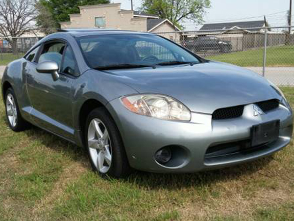 2007 Mitsubishi Eclipse GS Insurance 57 Per Month