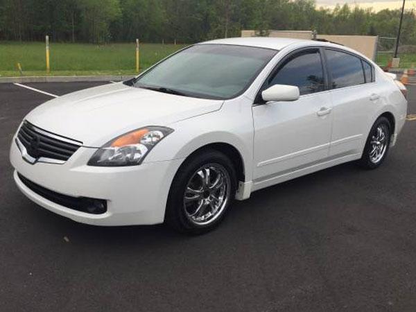 2007 Nissan Altima Insurance $62 Per Month