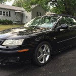2007 Saab 9-3 Aero Convertible Insurance $61 Per Month