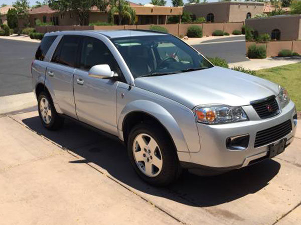 2007 Saturn VUE Base 4WD Insurance $58 Per Month